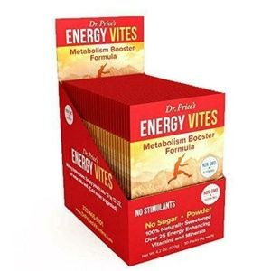 Dr. Price Vitamins Energy Drink Mix Workout 30 Pk